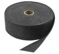 Thermo Tec - THERMO-TEC Exhaust Insulating Wrap: Black 2 inch