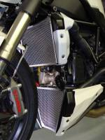 COX Racing - COX StreetFighter Radiator & Case Guard Set