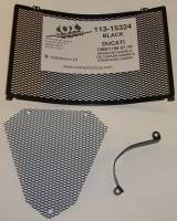 COX Racing - COX 1098-1198, 848 11+ Radiator and Oil Cooler Guard Set