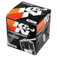 K&N - K&N Performance Oil Filter: Most Ducati Models [All Except Panigale Series]