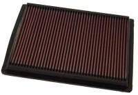K&N - K&N Air Filter: Ducati Monster 620, 695, 800S, 1000, S2R, S4R/S, S4