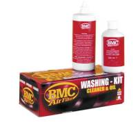 BMC - BMC Air Filter Cleaning Kit Detergent and Spray Oil