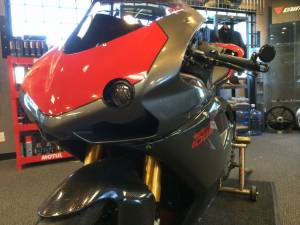 Motowheels Project bike: 2007 Ducati 1098 - Image 1