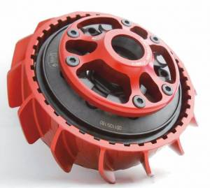 STM - STM Ducati EVOLUZIONE EVO-GP Racing Slipper Clutch Complete with 40T Plates and Basket