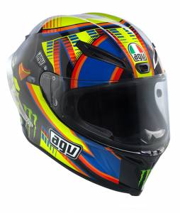 AGV Closeout - AGV Corsa Valentino Rossi Winter Test 2013 Limited Edition Helmet