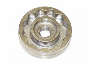 SpeedyMoto - SPEEDYMOTO Wheel Nut Socket Tool: Ducati 1098-1198, SF1098-SF, MTS 1200-1260, Panigale 1199-1299-V4-V2, Diavel/X, Monster 1200, SS 939 - Image 1