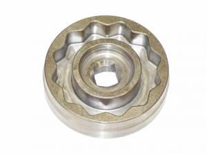 SpeedyMoto - SPEEDYMOTO Ducati 1098-1198-SF1098/ MTS1200 / 1199-1299 / M1200 Wheel Nut Socket Tool