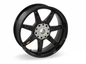 BST Wheels - BST 7 Spoke Rear Wheel: BMW K1200/1300(R,S) - R1200 - HP2 - R nine T