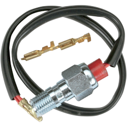 Motowheels - Banjo Bolt Brake Or Clutch Master Cylinder Activating switch: M10X1.0 [Most Brembo] - Image 1