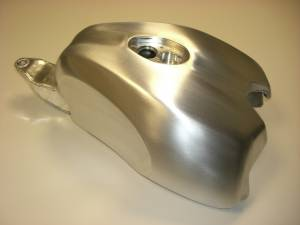 Motowheels - Ducati GT1000 Aluminum Tank