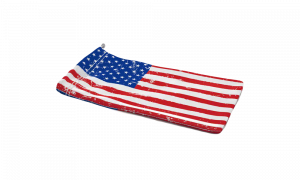 Oakley - Oakley USA Flag Microclear Cleaning/Storage Bag