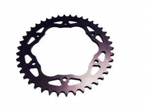 SUPERLITE - SUPERLITE RS8-R 520 Pitch Alloy Quick Change Rear Sprocket: 1098, SF1098, 1198, 1199 ,1299, Diavel, M1200, MTS1200 - Image 1