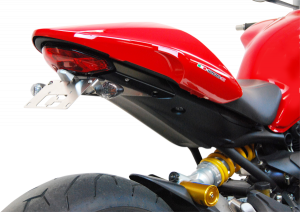 Competition Werkes - Competition Werkes Fender Eliminator: Ducati Monster 1200-821 - Image 1