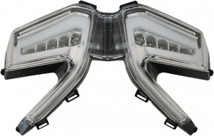 Competition Werkes - Competition Werkes Integrated Tail Light/Turn Signal: 1299 / 1199 / 899 / 959 : Clear