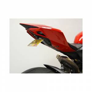 Competition Werkes - Competition Werkes Integrated Tail Light/Turn Signal: 1299 / 1199 / 899 / 955 Panigale: Red
