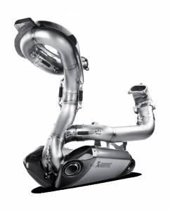 Akrapovic - Akrapovic Evolution Titanium Full Exhaust System: Ducati Panigale 899, 1199 / S / TR I / R
