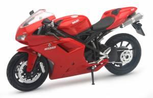 Motowheels - NewRay Die-Cast 1:12 Scale Ducati 1198