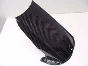 BST Wheels - BST Pre-Preg Carbon Fiber Rear Hugger: Yamaha R1 02-03