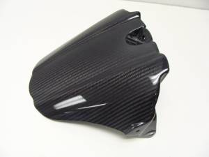 BST Wheels - BST Pre-Preg Carbon Fiber Rear Hugger: Suzuki GSX-R 600/750 06-09