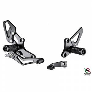Bonamici Racing - Bonamici Billet Rearsets: BMW R Nine T