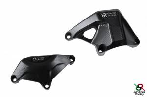 Bonamici Racing - Bonamici Billet Engine Cover Protection Set: MV Agusta F3/Brutale/Rivale/Stradale