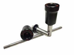 SpeedyMoto - SPEEDYMOTO Through the Body Frame Slider: MTS,SS,ST,748,996,749D,SC, HM, M695/696/796/900ie