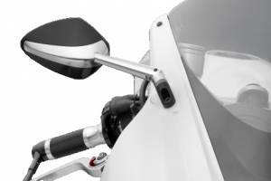 "RIZOMA - RIZOMA ""Veloce"" Mirrors: It includes the correct brackets- Ducati Panigale 899/1199 [Pair] - Image 1"