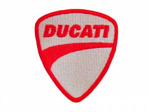 Patches - Ducati Shield Patch - Image 1