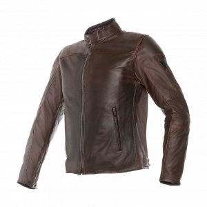 DAINESE Closeout  - DAINESE Mike Leather Jacket (CLEARANCE-NO RETURN/EXCHANGE) - Image 1