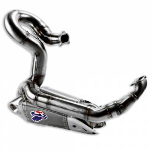 Termignoni - Termignoni Titanium/Steel Full Exhaust System:Ducati Panigale 1199/1199S [No Up-Map]