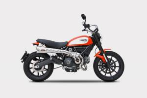Zard - ZARD Ducati Scrambler LIMITED EDITION High Mount Full System - Image 1