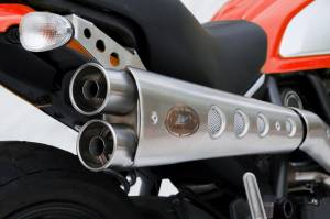 Zard - ZARD Ducati Scrambler LIMITED EDITION High Mount Full System - Image 1