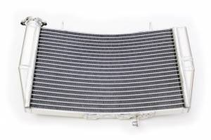 C&R Racing Radiators - C&R Racing Cross Flow Radiator: Ducati 848/1098/1198