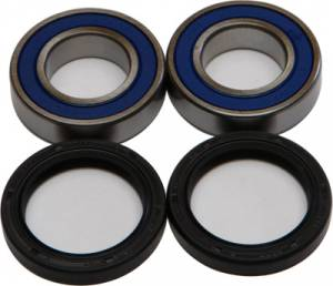 Corse Dynamics - CORSE DYNAMICS Front Wheel Bearing Kit: Ducati [25mm Axle]