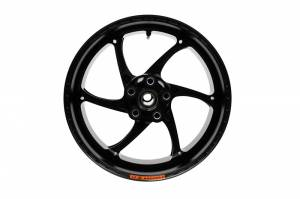 OZ Motorbike - OZ Motorbike GASS RS-A Forged Aluminum Rear Wheel: Suzuki Hayabusa '08-'14 Non-ABS