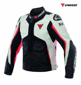 DAINESE - DAINESE D Air Racing Misano1000 Leather Motorcycle Jacket - Image 1