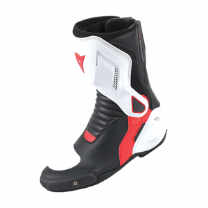 DAINESE Closeout  - DAINESE Nexus Boots [Black/White/Red] - Image 1