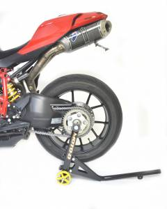 Moto-D - MOTO-D PRO-SERIES S/S SWINGARM STAND: 1098-1198, Panigale 1199-1299-V4, SF1098, M1200, MTS 1200-1260, Supersport 17+ - Image 1