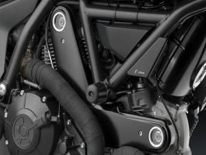 RIZOMA - RIZOMA Timing Belt Cover: Ducati Scrambler, Monster 797
