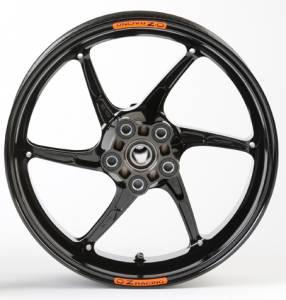 OZ Motorbike - OZ Motorbike Cattiva Forged Magnesium Rear Wheel: Kawasaki ZX-10 11-15