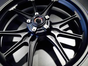 """Marchesini - Marchesini """"Superleggera"""" M9RS Forged Magnesium wheels: Ducati 1199/1299 Panigale: [Extremely Limited]"""