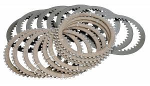 STM - STM Ducati 48T Plate Set: 888 / 748-998 / 749-999 / MH900e / M900-1000 / S2R / S4R / MTS1000 / SC / ST / SS