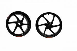 OZ Motorbike - OZ Motorbike GASS RS-A Forged Aluminum Wheel Set: Ducati 748/916/996/998, Monster S2R 800/1000,  Monster S4R