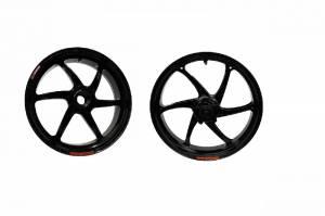 OZ Motorbike - OZ Motorbike GASS RS-A Forged Aluminum Wheel Set: MV Agusta 312RR / F4 / Brutale