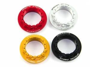 Ducabike - Ducabike Ducati Billet Wheel Nut: 1098-1198, SF1098, MTS1200-1260, 1199-1299-V4, M1200, SS [Wheel Side] - Image 1