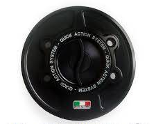 TWM - TWM Quick Action Aluminum Fuel Cap: BMW S1000RR/S1000R