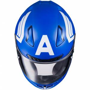 HJC Helmets - HJC CL-17 Captain America Helmet