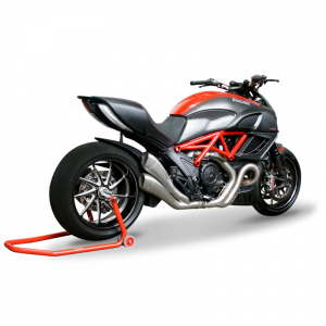 HP Corse - HP Corse Hydroform Slip-On Exhaust System [Evolution Line]: Diavel