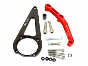 Ducabike - Ducabike Steering Damper Support Kit for Ohlins: Ducati Scrambler