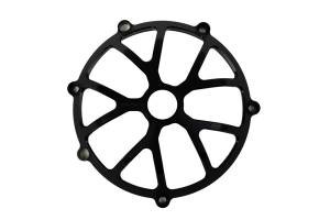 SpeedyMoto - SPEEDYMOTO Ducati Dry Clutch Cover: 10 Spoke